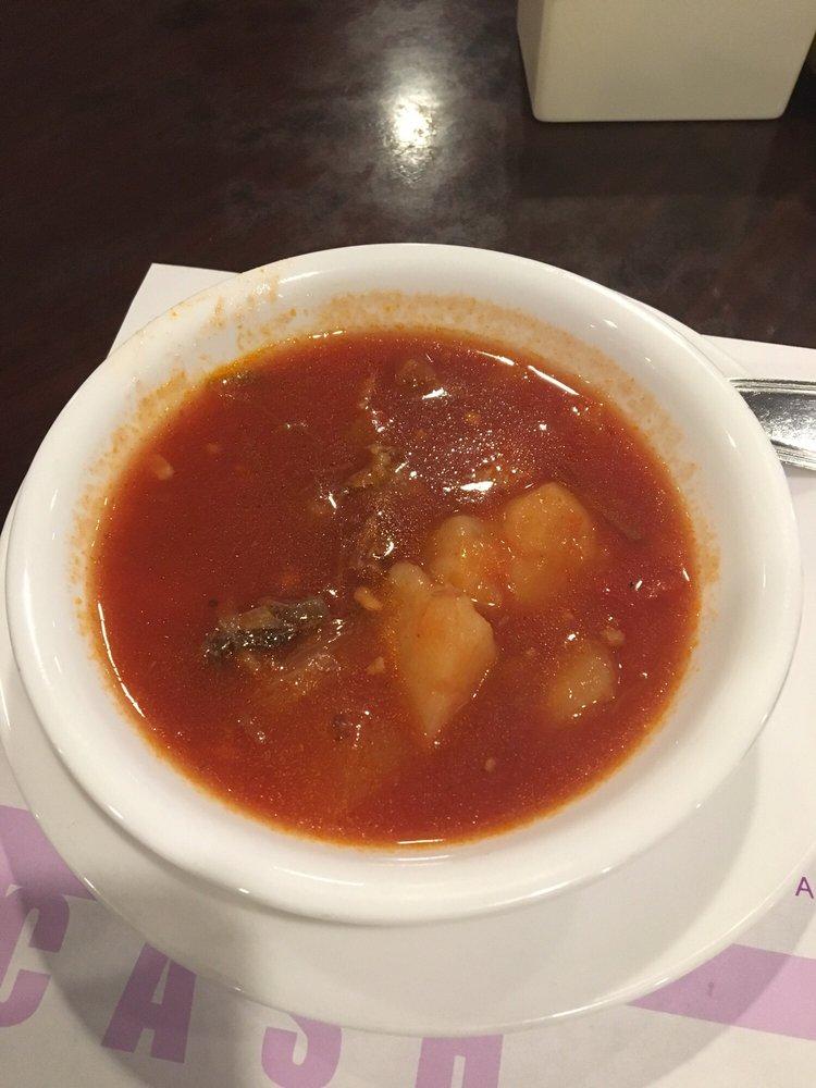 餐前蔬菜湯