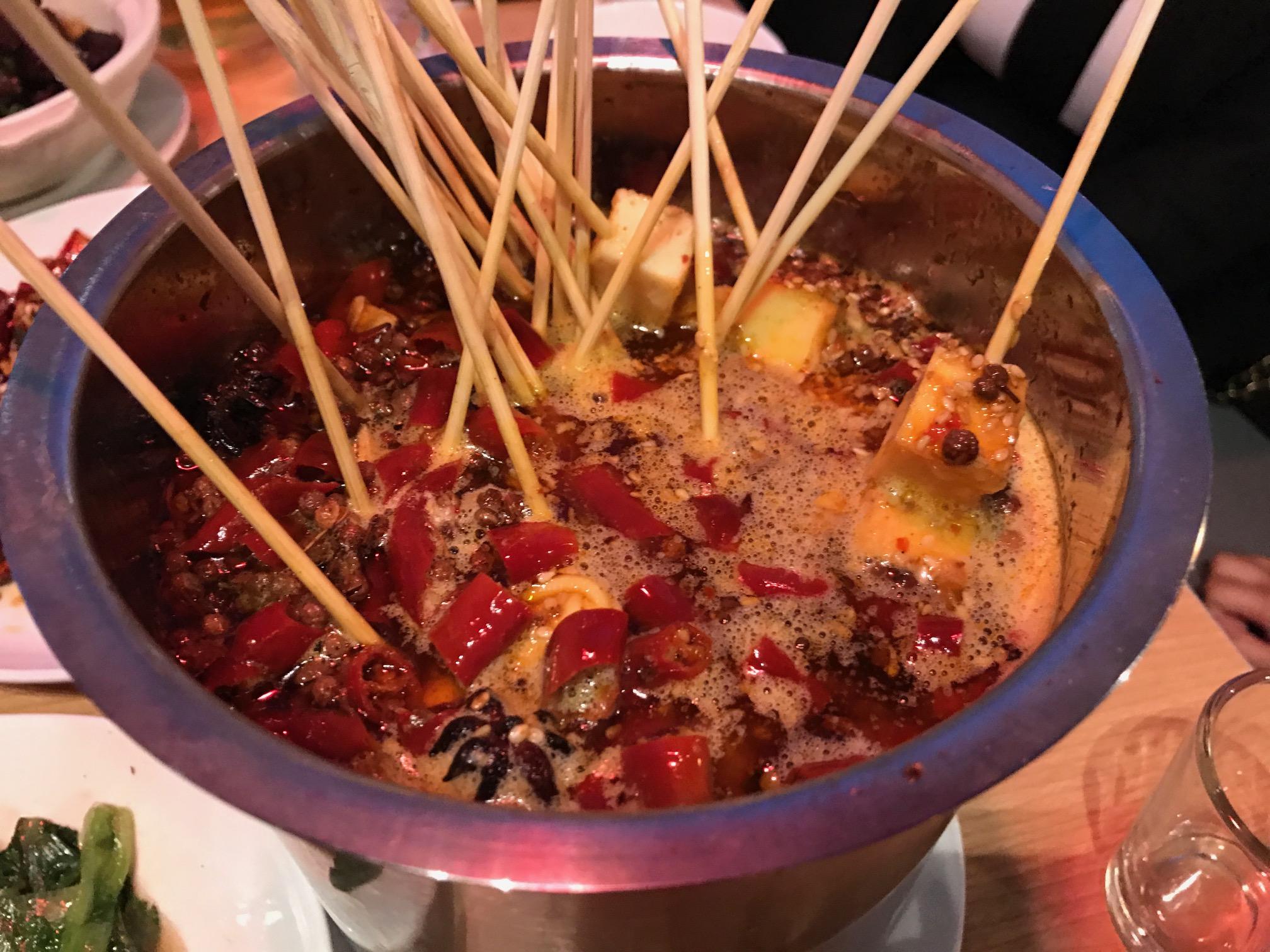 香辣唰肚鍋