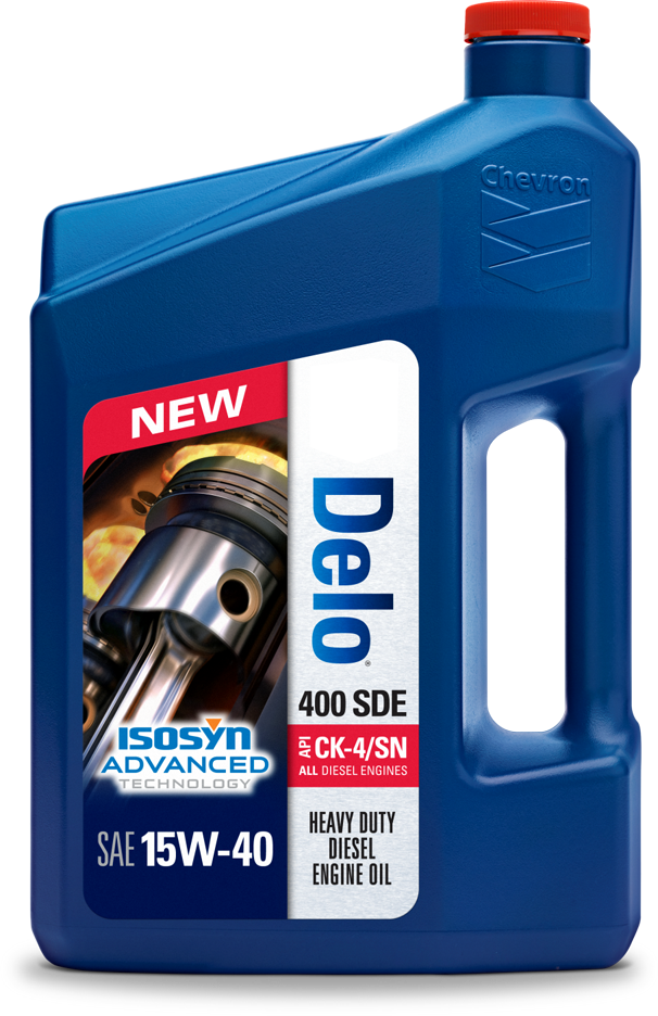 Delo 400 SDE 15W40 PC-11
