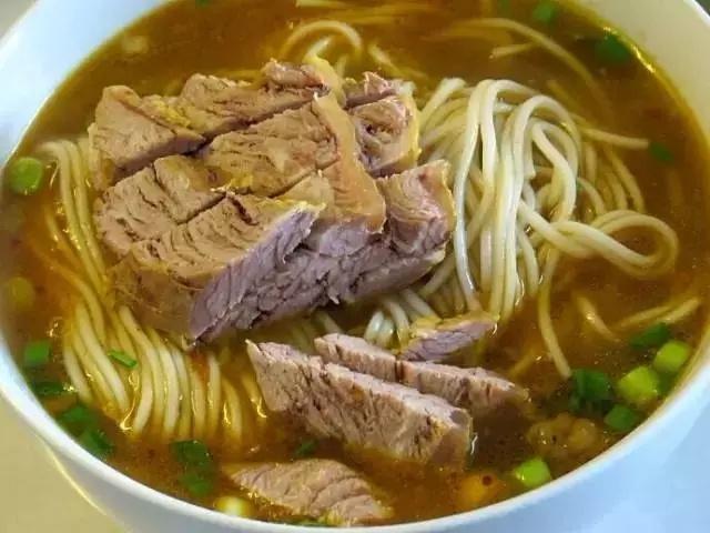 上海咖哩牛肉麵