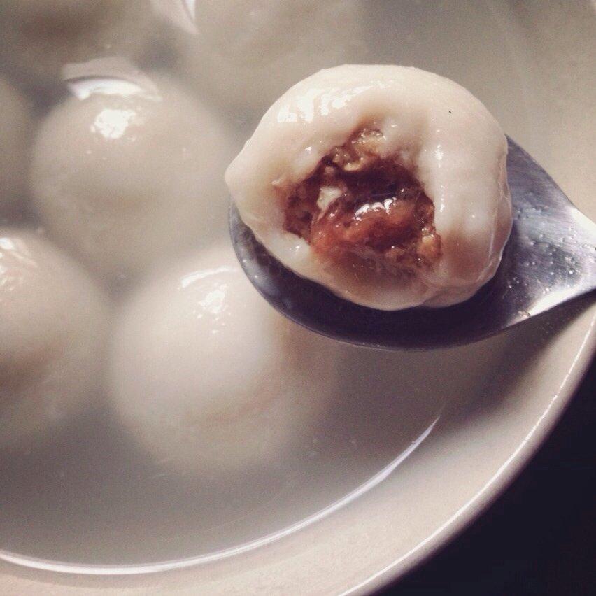 上海鮮肉湯圓