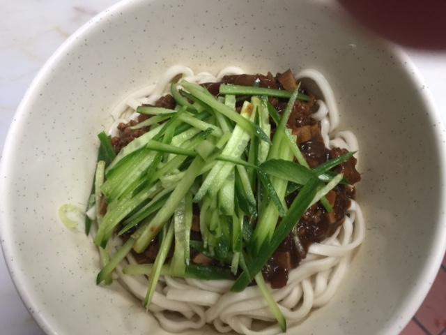 炸醬麵 (2)