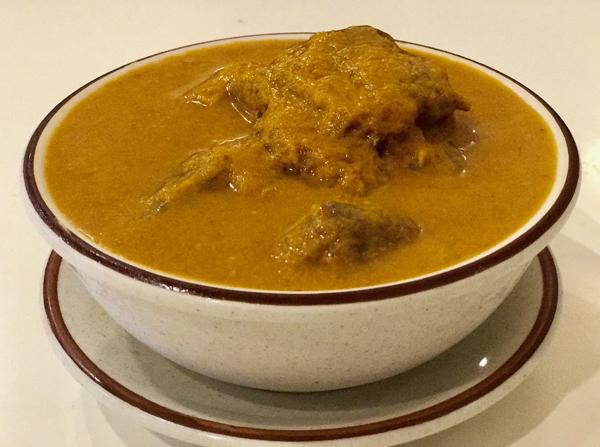 巴東乾咖喱牛肉飯Padang Curry Beef