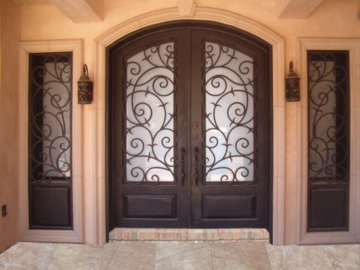 1-wrought-iron-entry-doors