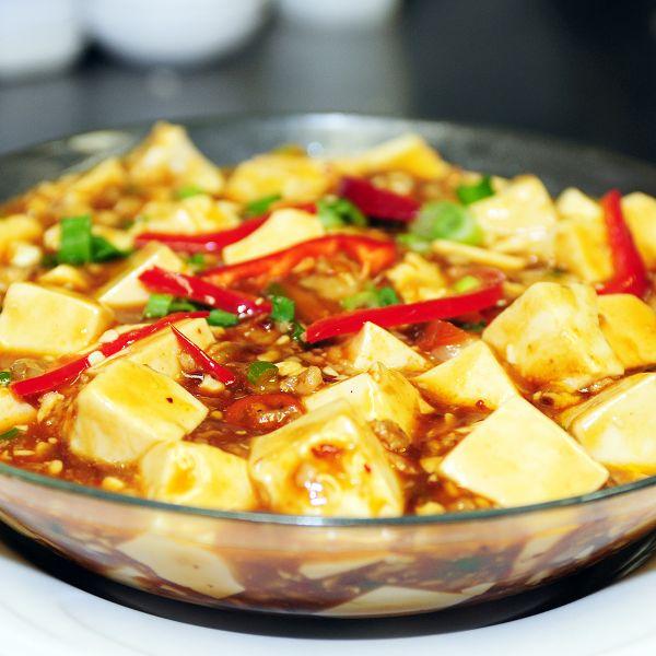 18 麻婆豆腐 Ma Puo Tofu