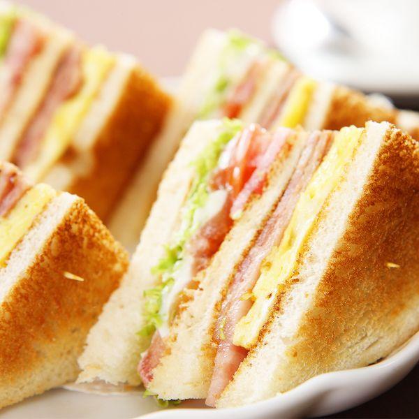 5 公司三文治 Club Sandwich