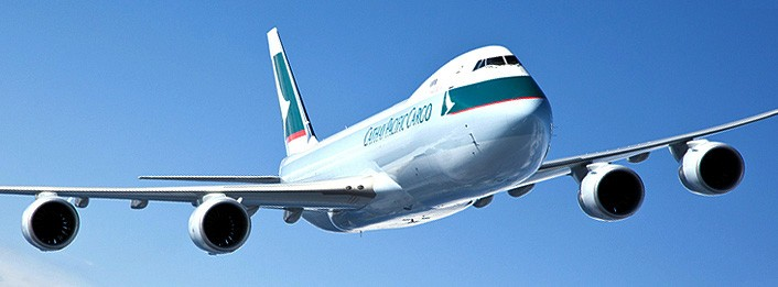Cathay 飛機