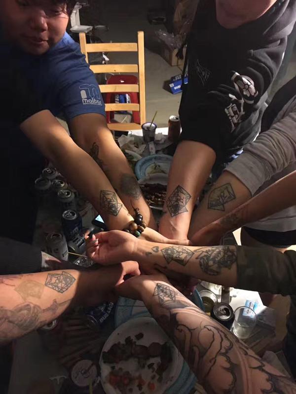 002Act Tattoo最佳聯盟