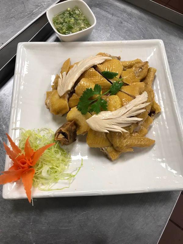 1 貴妃雞 Steam Chicken