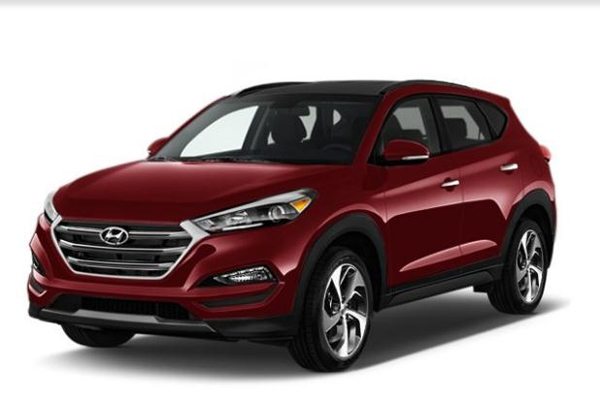 1 2017 Hyundai Tucson Limited SUV