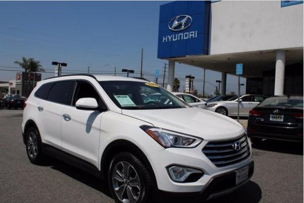 10 2015 Hyundai Santa Fe GLS SUV