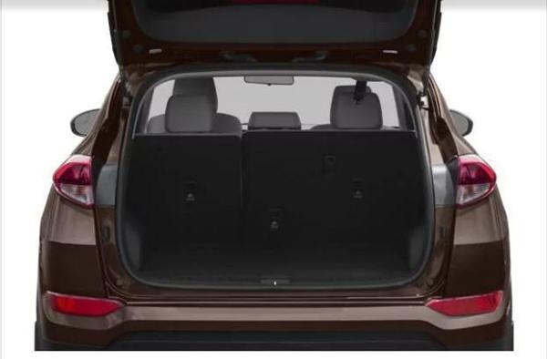 10 2017 Hyundai Tucson Night SUV