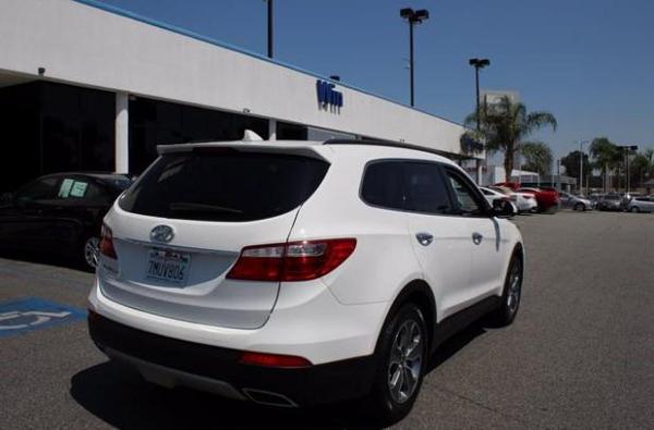 11 2015 Hyundai Santa Fe GLS SUV