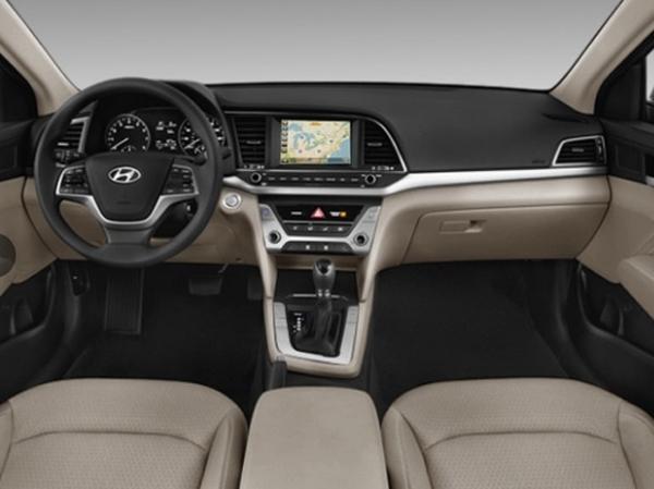 3 2017 Hyundai Elantra Limited Sedan