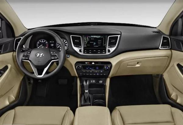 3 2017 Hyundai Tucson Limited SUV