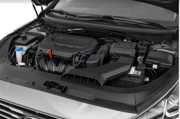 3 2018 Hyundai Sonata SE wSULEV Sedan