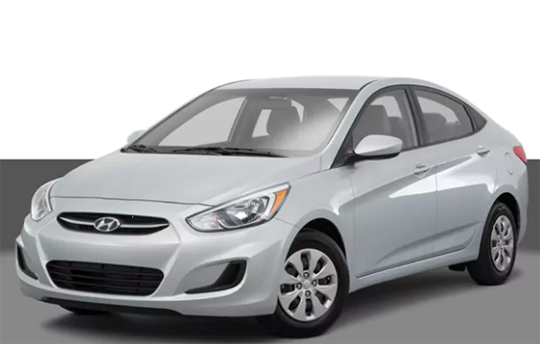 4 2017 Hyundai Accent SE Sedan 拷貝