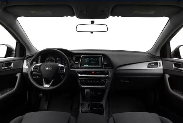4 2018 Hyundai Sonata SE wSULEV Sedan