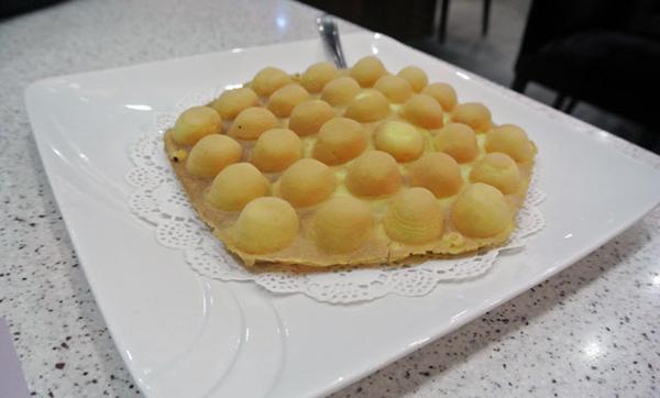 5 雞蛋仔 Hong Kong Styled Waffles