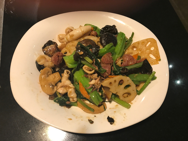 7 稻香小炒皇 Sauteed Assorted Meat & Vegetables