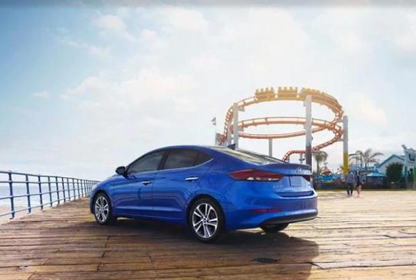 7 2017 Hyundai Elantra Limited wPZEV Sedan