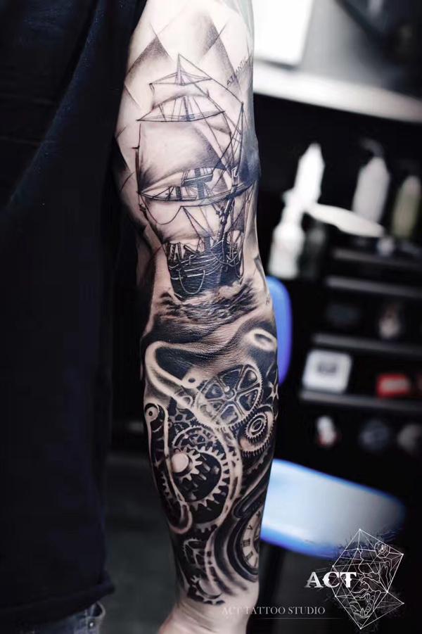 Act Tattoo經典推薦2