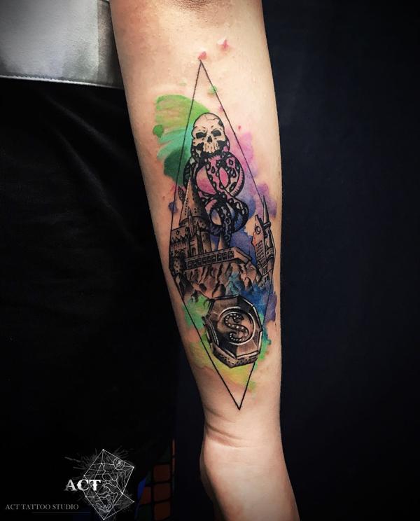 Act Tattoo經典推薦5