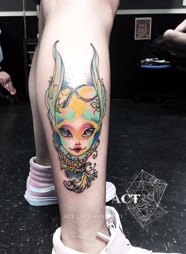 Act Tattoo經典推薦8